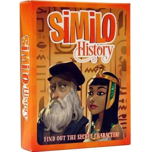 "Similo: History, Board Game, Age_8-10 years, Category_Cooperative, Category_Family, Hjalmar Hach, Horrible Guild, Martino Chiacchiera, Mechanic_Cooperative, Mechanic_Deduction, Pierluca Zizzi, Xavier Gueniffey Durin, ""board games"", ""Hobby Games"", Hobby Games"