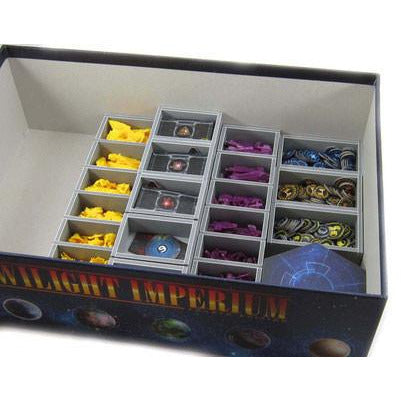 "Folded Space Game Inserts - Twilight Imperium, Accessories, Category_Accessory, Folded Space, Insert, ""board games"", ""Hobby Games"", Hobby Games"