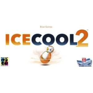 "Ice Cool 2, Board Game, Age_10+, Age_6+, Age_7+, Age_8+, Age_9+, Age_Adult, Age_Teen, Brian Gomez, Category_Family, Mechanic_Dexterity, Mechanic_Take That, ""board games"", ""Hobby Games"""