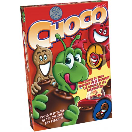 "Choco, Board Game, Age_10+, Age_3+, Age_4+, Age_5+, Age_6+, Age_7+, Age_8+, Age_9+, Age_Adult, Age_Teen, Category_Childrens, Mechanic_Dice Rolling, Mechanic_Memory, Mechanic_Pattern Recognition, ""board games"", ""Hobby Games"""