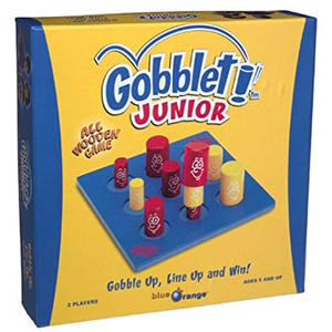 "Gobblet Junior, Board Game, Age_10+, Age_5+, Age_6+, Age_7+, Age_8+, Age_9+, Age_Adult, Age_Teen, Category_Abstract, Category_Childrens, Mechanic_Memory, ""board games"", ""Hobby Games"""