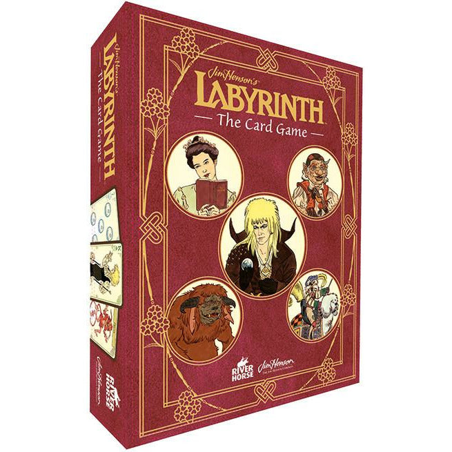 "Jim Henson's Labyrinth the Card Game, Card Game, Card Game, Mechanic_Trick Taking, ""board games"", ""Hobby Games"", Hobby Games"