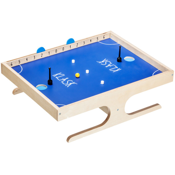 "Klask, Board Game, Age_8-10 years, Category_Family, Category_Party, Mechanic_Dexterity, ""board games"", ""Hobby Games"", Hobby Games"