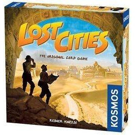 "Lost Cities, Card Game, Age_10+, Age_Adult, Age_Teen, Card Game, Category_2 Player, Category_Family, Mechanic_Hand Management, Mechanic_Set Collection, ""board games"", ""Hobby Games"""