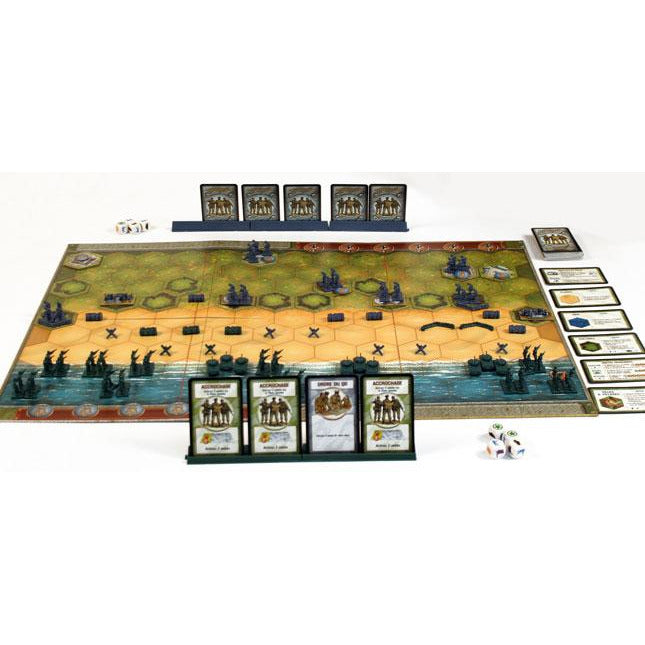 "Memoir 44, Board Game, Age_8-10 years, Category_Wargame, Mechanic_Area Control, Mechanic_Campaign, Mechanic_Dice Rolling, Mechanic_Hand Management, Mechanic_Modular Board, ""board games"", ""Hobby Games"", Hobby Games"
