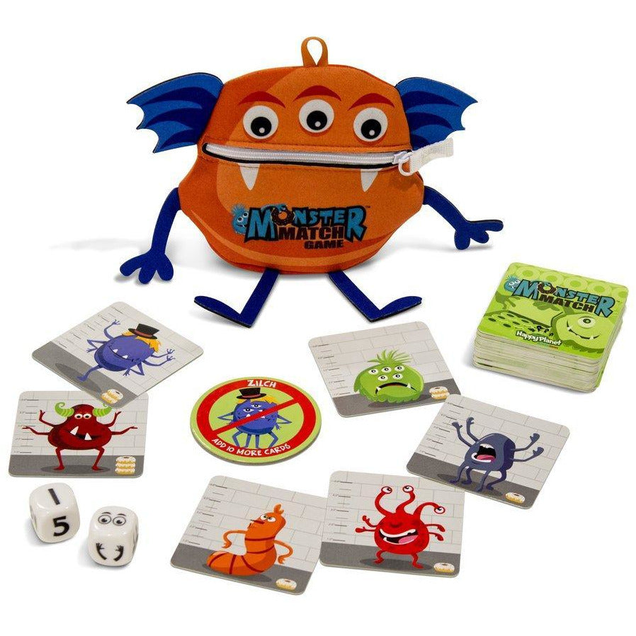 "Monster Match, Board Game, Age_5-7 years, Category_Family, Mechanic_Dice Rolling, Mechanic_Matching, ""board games"", ""Hobby Games"", Hobby Games"