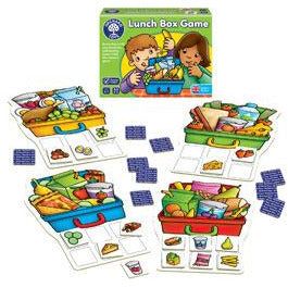 "Lunch Box Game, Board Game, Age_Preschool, Category_Childrens, Category_Educational, Mechanic_Memory, Mechanic_Set Collection, Orchard Toys, ""board games"", ""Hobby Games"", Hobby Games"