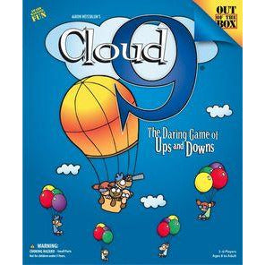 "Cloud 9, Board Game, Aaron Weissblum, Age_10+, Age_8+, Age_9+, Age_Adult, Age_Teen, Category_Abstract, Category_Childrens, Category_Family, Mechanic_Bidding, Mechanic_Press Your Luck, ""board games"", ""Hobby Games"""