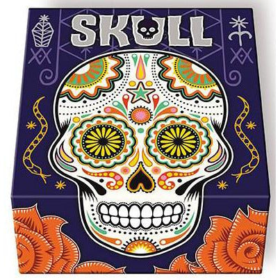 "Skull, Board Game, Age_Teens, Category_Party, Mechanic_Bluffing, Mechanic_Hand Management, Mechanic_Player Elimination, ""board games"", ""Hobby Games"""