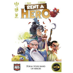 "Rent-A-Hero, Card Game, Age_10+, Age_8+, Age_9+, Age_Adult, Age_Teen, Card Game, Category_Family, iello, Mechanic_Hand Management, Mechanic_Set Collection, Mechanic_Take That, ""board games"", ""Hobby Games"""