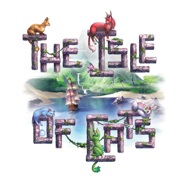 "The Isle of Cats, Board Game, Age_8-10 years, Category_Family, Category_Solo, Category_Strategy, Frank West, Mechanic_Drafting, Mechanic_Pattern Building, Mechanic_Set Collection, Mechanic_Tile Placement, ""board games"", ""Hobby Games"", Hobby Games"
