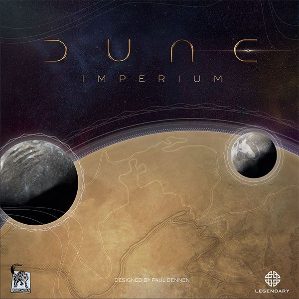 "Dune Imperium, Board Game, Category_Strategy, Category_Thematic, Clay Brooks, Dire Wolf, Mechanic_Deck Building, Mechanic_Variable Player Powers, Mechanic_Worker Placement, Nate Storm, Paul Dennen, Raul Ramos, ""board games"", ""Hobby Games"", Hobby Games"