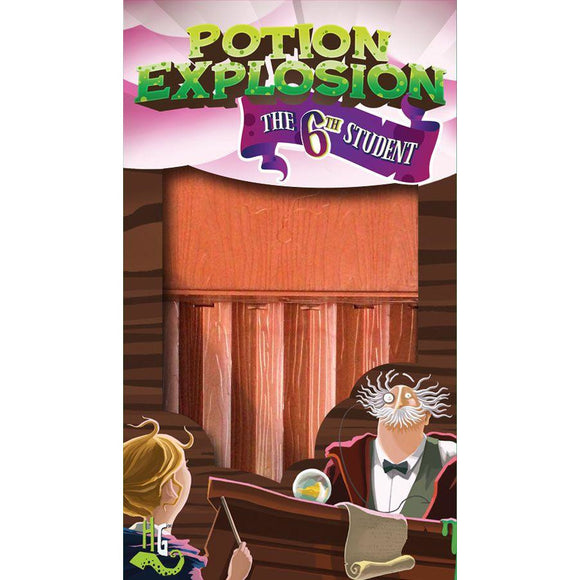Potion Explosion - The 6th Student Expansion