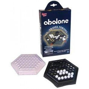 "Abalone Travel Set, Board Game, Age_10+, Age_8+, Age_9+, Age_Adult, Age_Teen, Category_2 Player, Category_Abstract, Mechanic_Logic Puzzle, ""board games"", ""Hobby Games"""