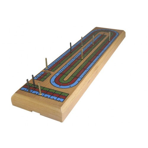 "Cribbage - 3 track, Card Game, Age_10+, Age_8+, Age_9+, Age_Adult, Age_Teen, Category_2 Player, Mechanic_Hand Management, ""board games"", ""Hobby Games"""