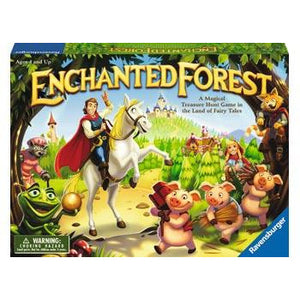 "Enchanted Forest, Board Game, Age_10+, Age_6+, Age_7+, Age_8+, Age_9+, Age_Adult, Age_Teen, Alex Randolph, Category_Childrens, Mechanic_Deduction, Mechanic_Memory, Mechanic_Roll and Move, Michel Matschoss, ""board games"", ""Hobby Games"""
