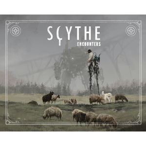 "Scythe: Encounters, Board Game, Age_Adult, Age_Teen, Category_Expansion, Category_Solo, Category_Strategy, Jamey Stegmaier, Mechanic_Area Control, Mechanic_Campaign, Mechanic_Variable Player Powers, Ryan Lopez DeVinaspre, Scythe, ""board games"", ""Hobby Games"""