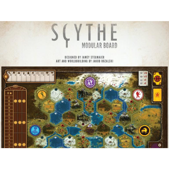"Scythe: Modular Board, Accessories, Category_Accessory, Scythe, ""board games"", ""Hobby Games"""