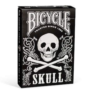 "Bicycle Playing Cards - Skull, Card Game, Age_10+, Age_3+, Age_4+, Age_5+, Age_6+, Age_7+, Age_8+, Age_9+, Age_Adult, Age_Teen, Playing cards, ""board games"", ""Hobby Games"""