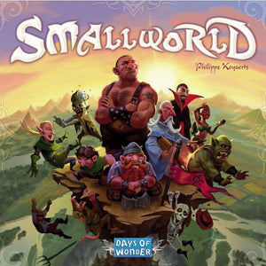 "Small World, Board Game, Age_10+, Age_8+, Age_9+, Age_Adult, Age_Teen, Category_Family, Category_Party, Category_Strategy, Mechanic_Area Control, Mechanic_Dice Rolling, Mechanic_Variable Player Powers, Philippe Keyaerts, Small World, ""board games"", ""Hobby Games"""