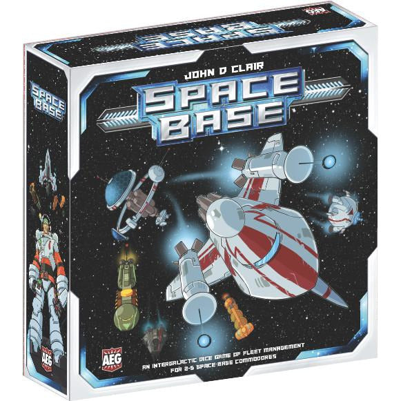 "Space Base, Board Game, AEG, Age_Teens, Category_Family, Mechanic_Dice Rolling, Mechanic_Drafting, ""board games"", ""Hobby Games"", Hobby Games"