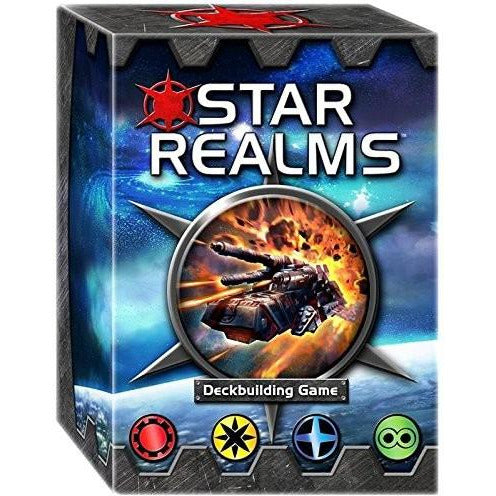 "Star Realms - Deckbuilding Game, Card Game, Age_Teens, Category_2 Player, Category_Deck Building, Category_Strategy, Darwin Kastle, Mechanic_Deck Building, Mechanic_Drafting, Mechanic_Hand Management, Mechanic_Take That, Robert Dougherty, Star Realms, ""board games"", ""Hobby Games"", Hobby Games"