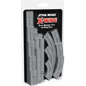 Star Wars X-Wing; Deluxe Movement Tools and Range Ruler