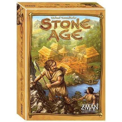 "Stone Age, Board Game, Age_8-10 years, Category_Family, Category_Strategy, Mechanic_Dice Rolling, Mechanic_Set Collection, Mechanic_Worker Placement, ""board games"", ""Hobby Games"", Hobby Games"