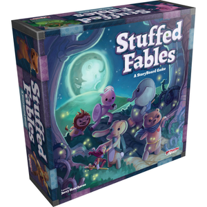 "Stuffed Fables, Board Game, Age_10+, Age_7+, Age_8+, Age_9+, Age_Adult, Age_Teen, Category_Family, Category_Role Playing, Category_Thematic, Jerry Hawthorne, Mechanic_Cooperative, Mechanic_Dice Rolling, ""board games"", ""Hobby Games"""