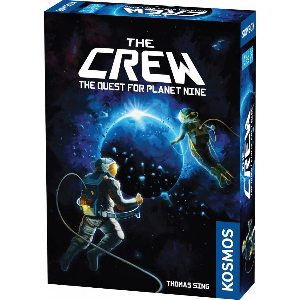 "The Crew: The Quest for Planet Nine, Card Game, Age_8-10 years, Category_Family, Category_Strategy, Marco Armbruster, Mechanic_Cooperative, Mechanic_Trick Taking, Thomas Sing, ""board games"", ""Hobby Games"", Hobby Games"