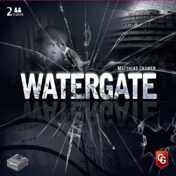 "Watergate, Board Game, Age_Teens, Alfred Viktor Schulz, Capstone Games, Category_2 Player, Category_Strategy, Klemens Franz, Matthias Cramer, Mechanic_Action Points, Mechanic_Hand Management, ""board games"", ""Hobby Games"", Hobby Games"