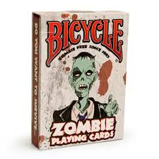 Bicycle Playing Cards - Zombie