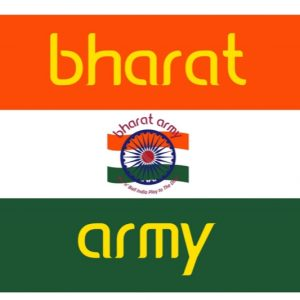 BHARAT ARMY FLAG