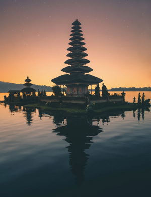 Travel Plans: Dreaming of Bali