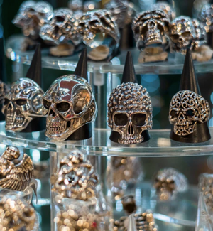 A Spooky Spotlight: The symbolism of skulls