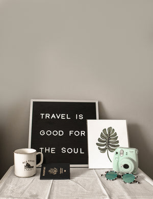 Why Travel Nourishes the Soul