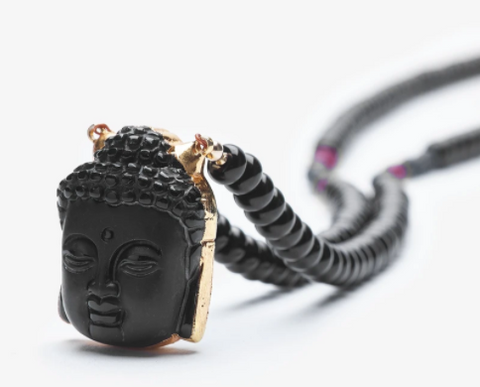 buddha necklaces for men