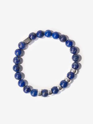 Under the Bridge - Lapis Bracelet