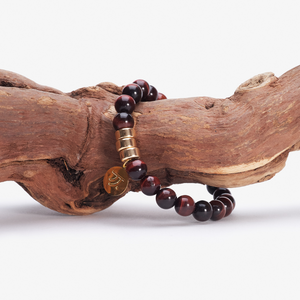Red Tiger's Eye Closer Bracelet