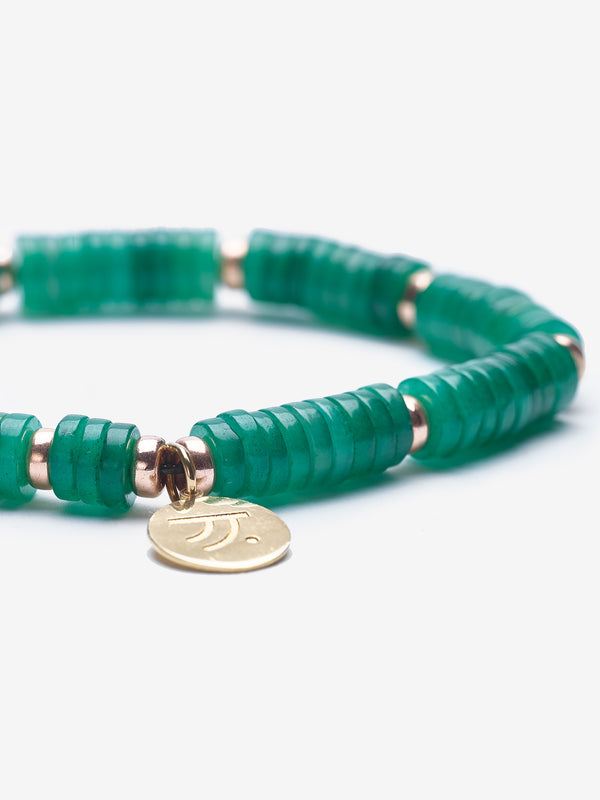 In Bloom -  Jade Bracelet
