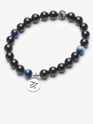 Night Time - Falcon Eye Bracelet