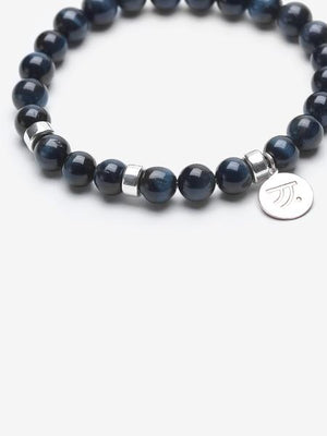 Be Seen Falcon's Eye Bracelet