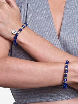 Blue City Lapis Bracelet
