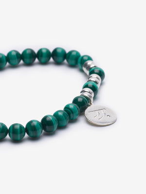 The Verve - Malachite Bracelet