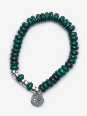 The Forest - Malachite Bracelet