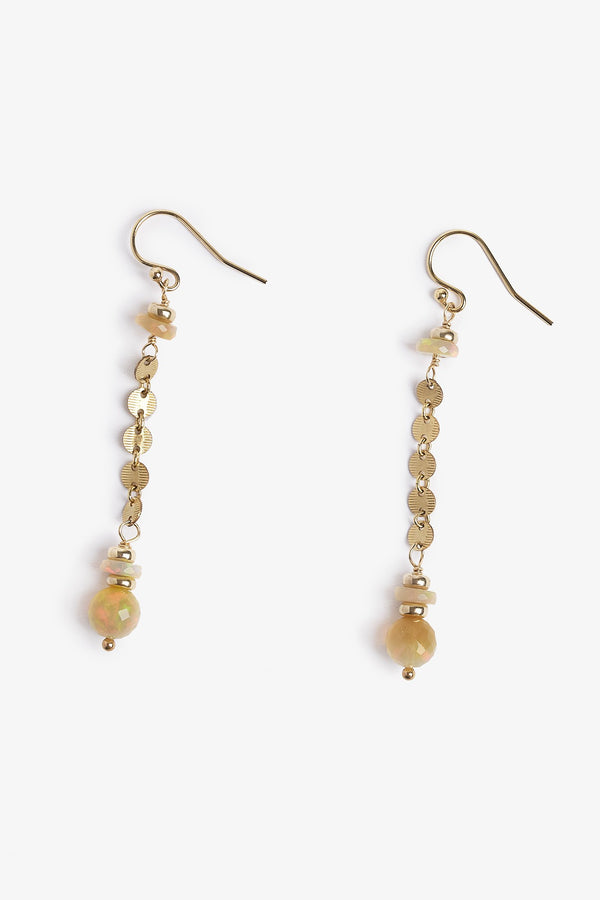 Opal Mystic Earrings