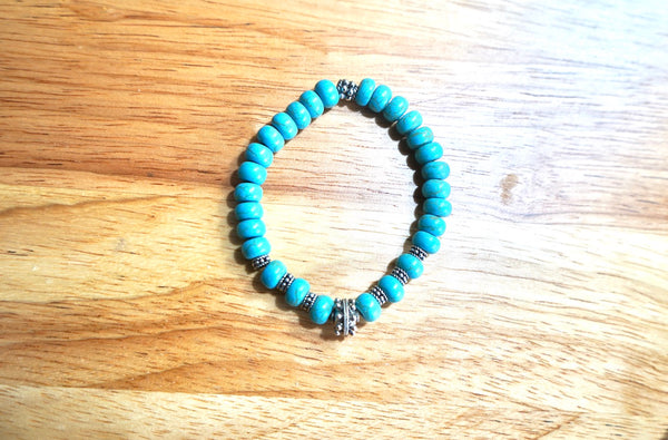Make Your Bracelet - Turquoise Ocean