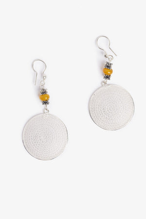 Burning Sun Earrings