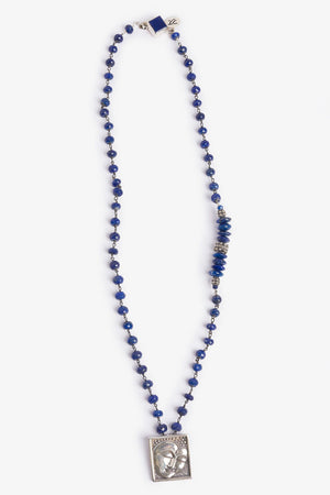 Indah Lapis Necklace