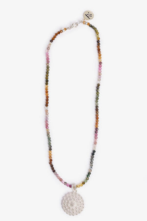 Rainbow Love Necklace - Short